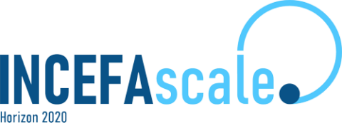 Logo INCEFA scale